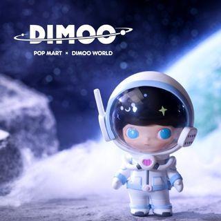 DIMOO太空系列-宇航員