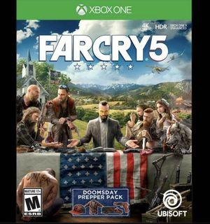 Farcry 5 [Xbox Game]
