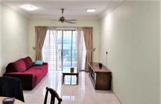 Fully furnished Puncak Seri Kelana Condo, Ara Damansara