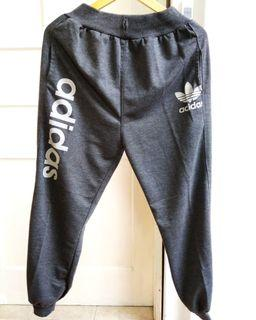 Grey Jogger Training Pants