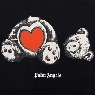 INSTOCK Palm Angels 21SS Bear In Love Tee