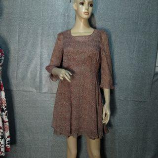 Long Sleeve Floral Dress | Dress Vintage