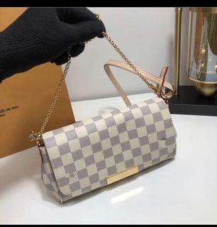 Luxury leather bag