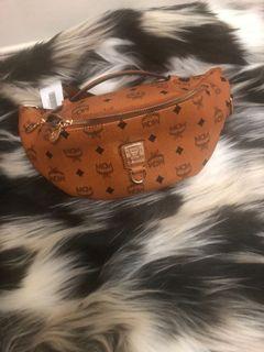 Mcm luxury waist bag