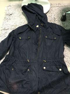 Michael Kors parka Jacket