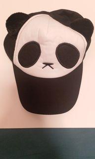 Panda Flat Cap 熊貓鴨舌帽
