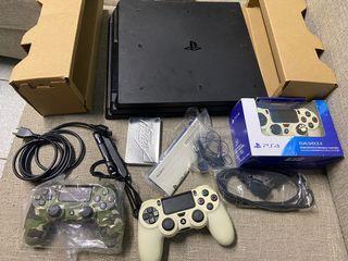 PS4 pro 1TB 型號7117B