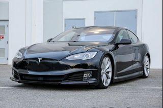 Tesla Model S 70AWD Auto