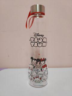 TsumTsum玻璃水壺 手繪塗鴉款550ml
