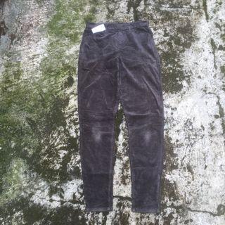 Uniqlo Suede Pants