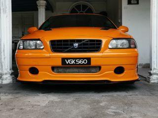 VOLVO S60 2.3 T5 2001