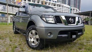 2013 Nissan Navara 2.5 Pickup Truck Caliber