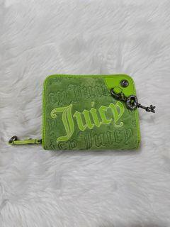 💯% Authentic Juicy Couture Wallet