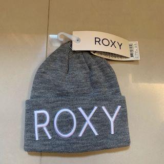 全新正品 ROXY 毛帽 原價980 淺灰