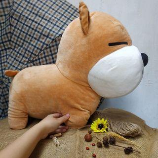 Boneka anjing besar jumbo