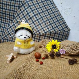Boneka mashimaro mcd original