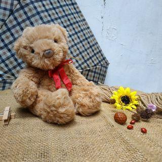 Boneka teddy bear schubert original Russ