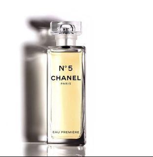 Chanel 香奈兒 NO.5 低調奢華版 香精香水 40ml 2手