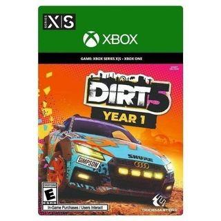 DIRT 5 Year One Edition [Xbox & PC Game]