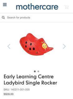 ELC Ladybird Rocker
