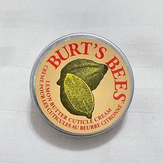 FREE Burt's Bees Lemon Butter Cuticle Cream