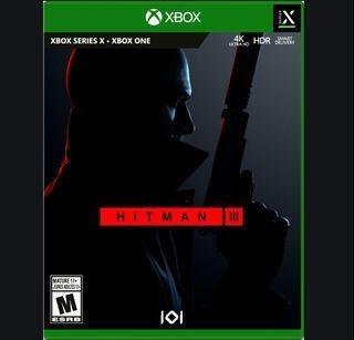 Hitman 3 [Xbox Game]