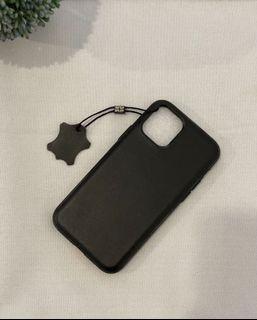 Iphone 11 Pro Synthetic Leather Case (Case Kulit Sintetis iPhone 11 Pro)