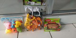 Mainan anak 50rb 3pcs