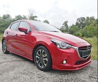 Mazda 2 1.5 Hacth Back Skyactiv 2016Yrs