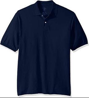 Men's Short Sleeve Polo Sport T-Shirt (Size S)