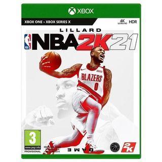 Nba 2k21 [Xbox Game]
