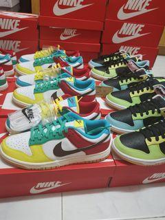 Nike Dunk Low Free99 ( Black / White)