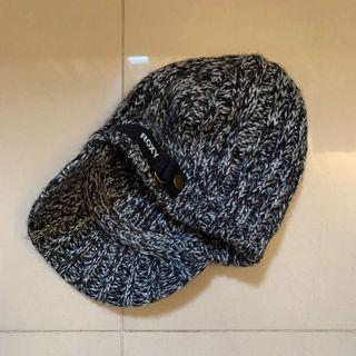 Roxy 馬球帽 毛帽