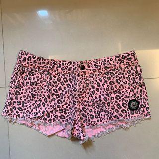 ROXY  短褲 XS-S 腰圍平量 37cm