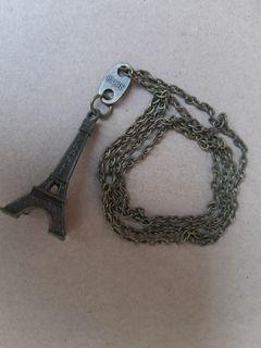 Set Aksesori Vintage Menara Eiffel 2 pcs