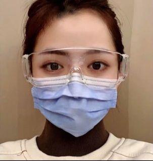 Take all (2) - kacamata anti corona safety