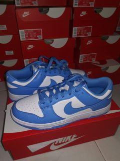 (Us8.5/9.5) Nike Dunk Low University Blue