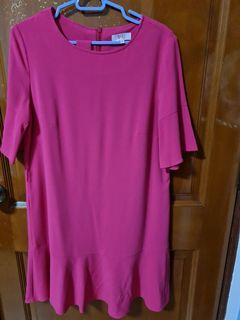 Veeko Pink Dress