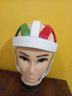 Vintage Cycling Helmet