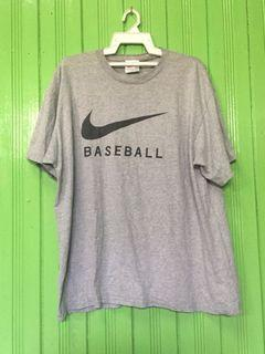 VINTAGE NIKE SWOOSH SIZE L MADE IN USA