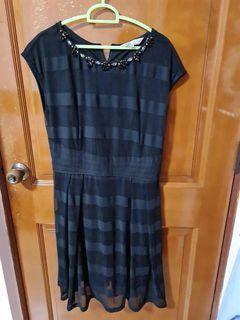 Wanko black dress