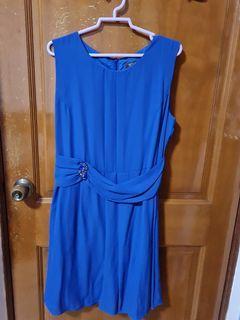 Wanko Blue Elegant dress