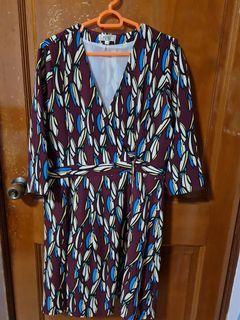 Wanko printed dress