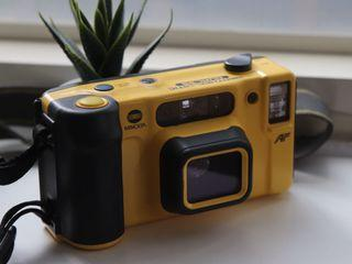【328】Minolta weather matic 底片相機