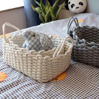 編織收納籃(小款無把手)