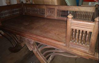 古董人手造木椅