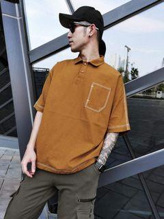 正韓棉麻衫