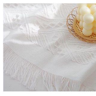 蕾絲桌巾 90*90cm