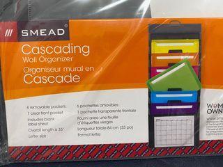 全新 辦公室 收納整理適用 Smead 分層懸掛式彩色資料夾 File