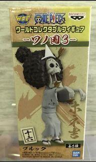 全新行版海賊王和之國布魯克骨仔 One Piece WCF (正常盒)